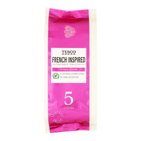 Tesco Fresh Ground Coffee - French (Strong)