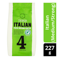 Tesco Fresh Ground Coffee - Italian (Medium/Strong)