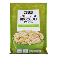 Tesco Pasta & Sauce - Cheese & Broccoli