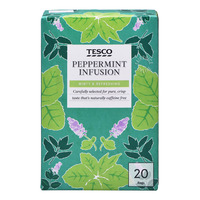 Tesco Infusion Tea Bags - Peppermint