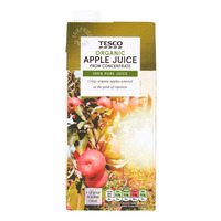 Tesco Organic Juice - Apple