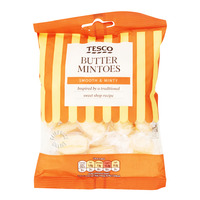 Tesco Flavoured Sweets - Butter Mintoes