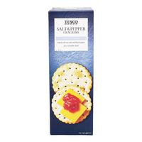 Tesco Crackers - Salt & Black Pepper