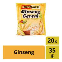 Indocafe Instant Cereal Drink - Ginseng