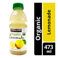 Kirkland Signature Organic Lemonade Bottle Drink
