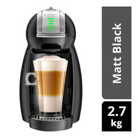 Nescafe Dolce Gusto Genio 2 Coffee Machine - Matt Black