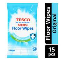 Tesco Anti+Bac Floor Wipes - Original