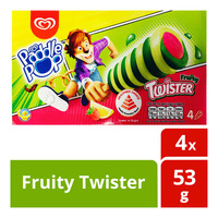 Wall's Paddle Pop Ice Cream - Fruity Twister