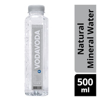 VodaVoda Natural Mineral Bottle Water