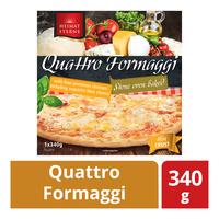 HeimatSterne Stone Oven Baked Pizza - Quattro Formaggi