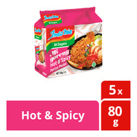 Indomie Mi Goreng Instant Noodles - Hot & Spicy