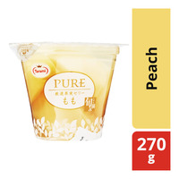 Tarami Pure Fruit Jelly - Peach