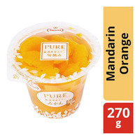 Tarami Pure Fruit Jelly - Mandarin Orange