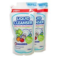 Pigeon Baby Liquid Cleanser Refill  2 x 700ML