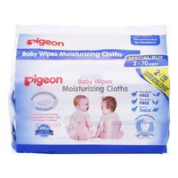 Pigeon Baby Wet Wipes - Moisturizing Cloths