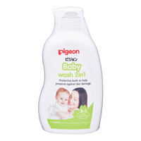 PIGEON baby wash 2in1 sakura 1l