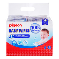 Pigeon Baby Wet Wipes - Extra Soft