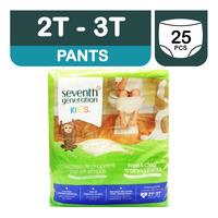 Seventh Generation Kids Training Pants - 2T-3T