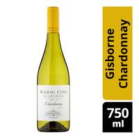 Tesco Wairau Cove White Wine - Gisborne Chardonnay