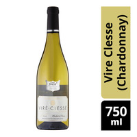 Tesco Finest White Wine - Vire Clesse (Chardonnay)