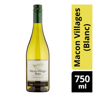 Tesco White Wine - Macon Villages (Blanc)