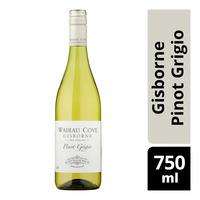 Tesco Wairau Cove White Wine - Gisborne Pinot Grigio