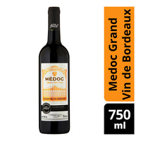 Tesco Finest Red Wine - Medoc Grand Vin de Bordeaux