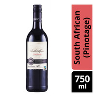 Tesco Finest Red Wine - South African (Pinotage)