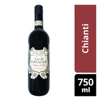 Tesco Via Di Cavallo Red Wine - Chianti