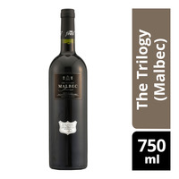 Tesco Finest Red Wine - The Trilogy (Malbec)