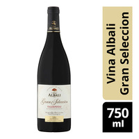 Tesco Red Wine - Vina Albali Gran Seleccion