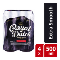 Royal Dutch Can Beer - Extra Smooth