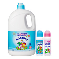 Kodomo Baby Laundry Detergent-Nature Care + Travel Set