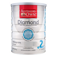 Australia's Own Diamond Follow On Milk Formula - Step 2