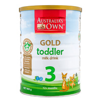 Australia's Own Gold Toddler Milk Formula - Step 3