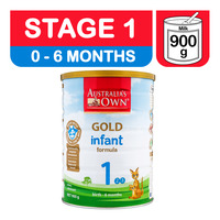 Australia's Own Gold Infant Milk Formula - Stage 1