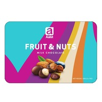 Aalst Milk Chocolate Tin - Fruit & Nuts