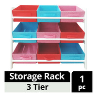 Imported Storage Rack - 3 Tier