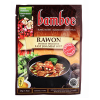 Bamboe Instant Spices - Rawon (East Java Meat Soup)