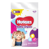 Huggies Baby Wipes - Easy Clean