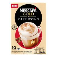 Nescafe Gold Instant Premix Coffee - Cappuccino