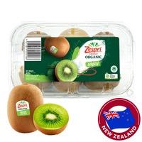 Zespri New Zealand Organic Kiwifruit - Green