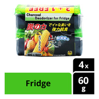 G/Rooster Charcoal Deodorizer - Fridge