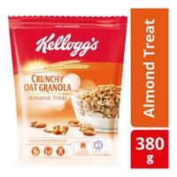 Kellogg's Crunchy Oat Granola - Almond Treat