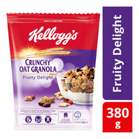 Kellogg's Crunchy Oat Granola - Fruity Delight
