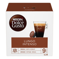 Nescafe Dolce Gusto Beverage Capsules - Lungo Intenso