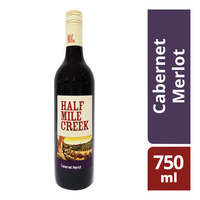 Half Mile Creek Red Wine - Cabernet Merlot
