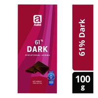 Aalst Chocolate Bar - 61% Dark