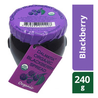 Dalmatia Organic Spread - Blackberry