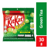 Nestle Kit Kat Bites - Green Tea